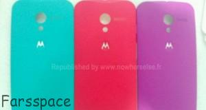 Moto X Back Cover
